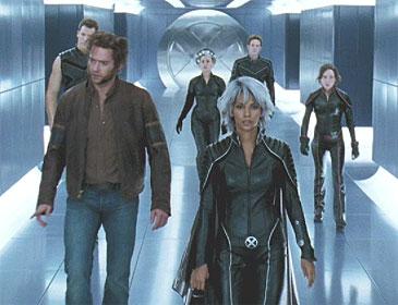X-Men 3. Lamentable, aburrida... El horror.