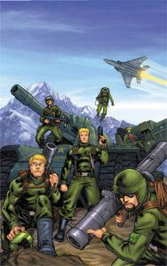 G.I. JOE Reborn: la nostalgia no es suficiente