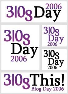 Día del Blog (cinco propuestas)