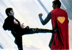 ¿Qué pasa con Superman?